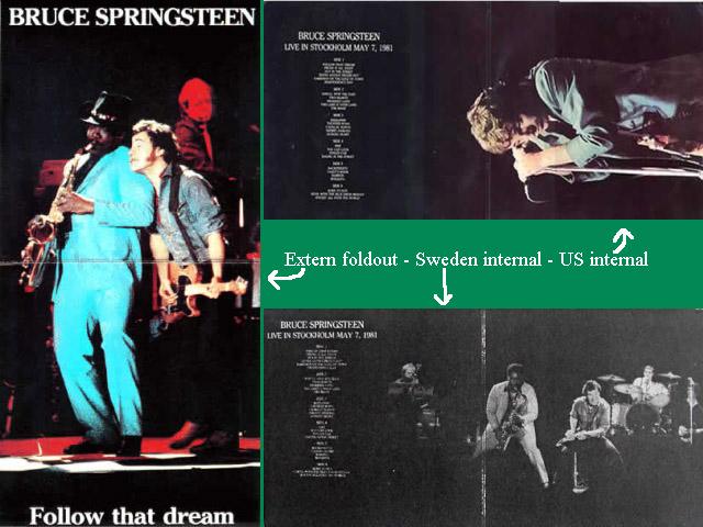 Springsteen singles discography